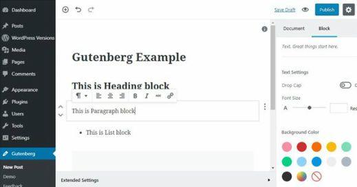 Gutenberg - Artisan Organic Themes