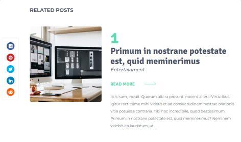 Related Posts - Designer