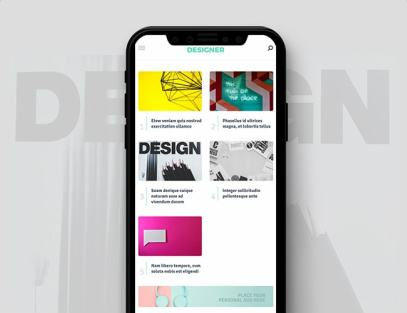 Responsive Theme - Designer MyThemeShop