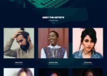 CSSIgniter Beat Demo – Best Premium Music WordPress Theme