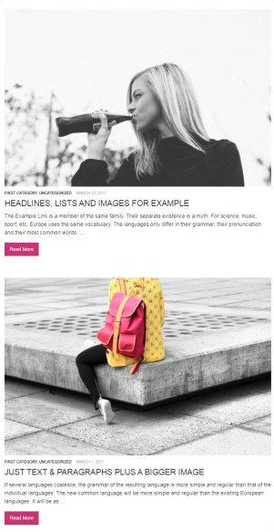 Latest Blog Posts - Rich Taste Homepage