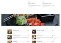 HappyThemes DinePress Demo : WordPress Restaurant/Cafe Theme