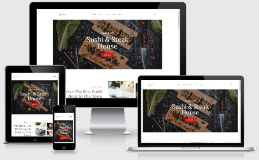 DinePress Pro - Responsive Restaurant WordPress Theme