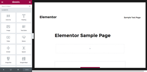 Elementor Sections - Happy Themes Business Template