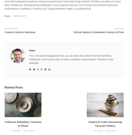Instock - Single Blog Post