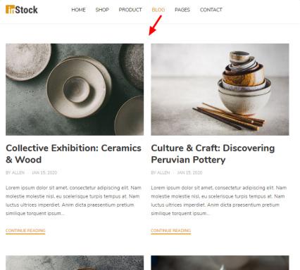 Instock Store Marketing Blog