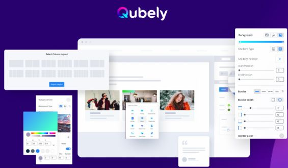Qubely Gutenberg Builder Block Plugin