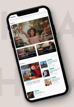 Social Sharing - Ahead WordPress Theme