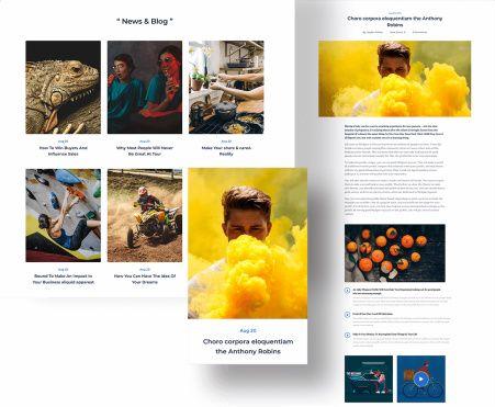eLearning Blog - Docent WordPress Theme