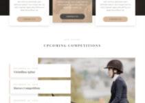 Saddle MyThemeShop – Horse Riding Business Theme