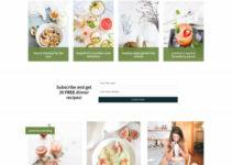 Restored 316 Thyme – Genesis WordPress Theme for Food Bloggers