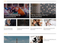 Anther PRO DesignOrbital – Premium Magazine WordPress Theme