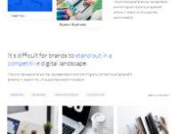 Bizness Themeum – Multipurpose Business WordPress Theme