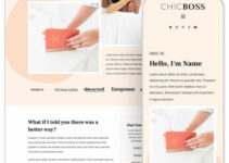 Bluchic ChicBoss Demo – Business Theme To Sell Digital Products