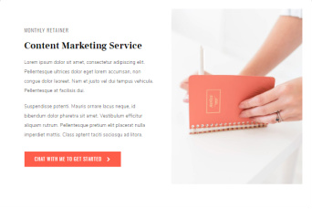 ChicBoss Service Page