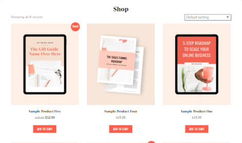 ChicBoss Shop for Digital Products