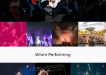 Melody Demo Themeum – Premium Music / Event WordPress Theme