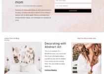 Glamour – Restored 316 Best Genesis Blogging Theme for Women