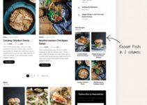 Gourmand WPZOOM – Recipe Food Blog WordPress Theme