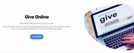 Jubilee - Give Online Donation