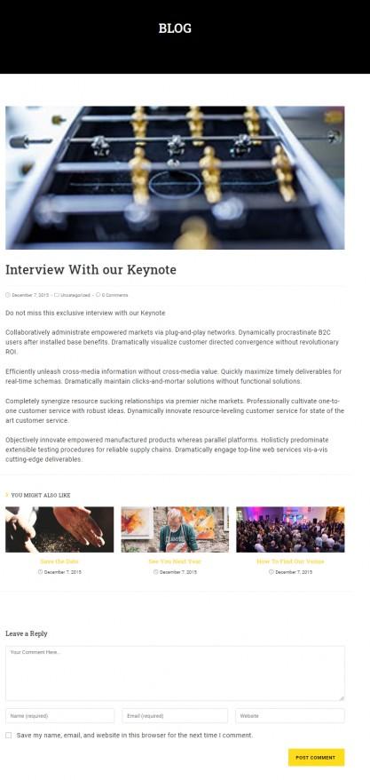 Show Pro Blog