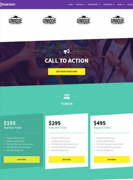 ShowThemes Homepage