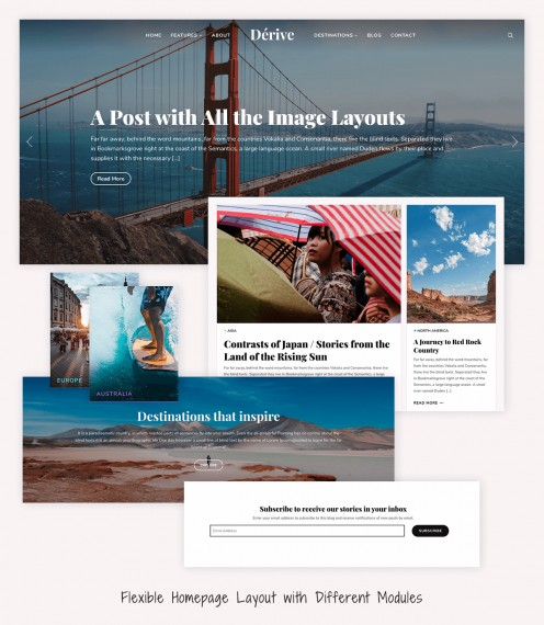 derive-homepage-modules
