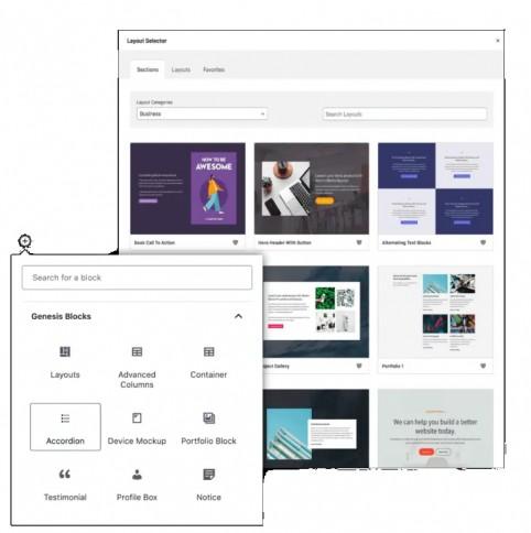 Genesis Blocks - Mai Studio Homepage