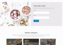 Mai Delight StudioPress : Food Recipe WordPress Blogging Theme
