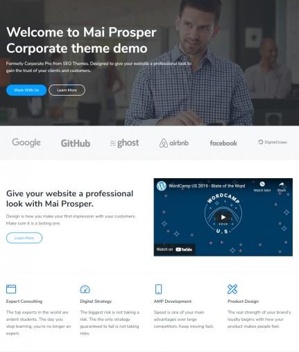 Mai Prosper Blocks - Homepage