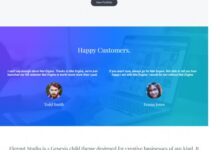 StudioPress Mai Studio – Genesis Business WordPress Theme