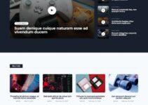 Technologist Demo – MyThemeShop WordPress Blog Theme