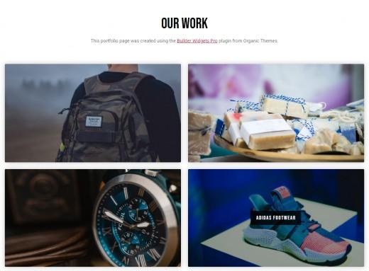 Agency Portfolio