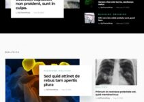 MyThemeShop Science – Responsive Medical Blogging Theme